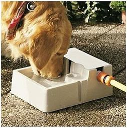 Automatic Self Watering Indoor Outdoor Pet Fountain Fresh Wa