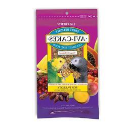 Avi-Cakes for Parrots - Fruit Delight - 8 oz.