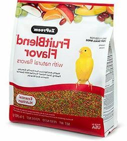 ZuPreem Avian Fruit Blend Premium Bird Food Essential Nutrit