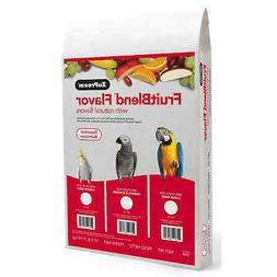 ZuPreem AvianMaintenance FruitBlend Premium Bird Diet for Me