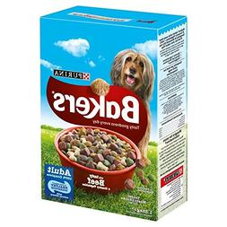 Bakers Adult Dog Beef & Veg Dry Food 1.35kg