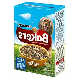 Bakers Adult Dog Chicken & Veg Dry Food 1.35kg