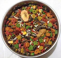 BBA Special bird food mix parrot diet small medium parrot fr
