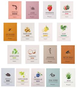 Skin Food Beauty in Food Mask Sheet Skin Care 17 Types Healt