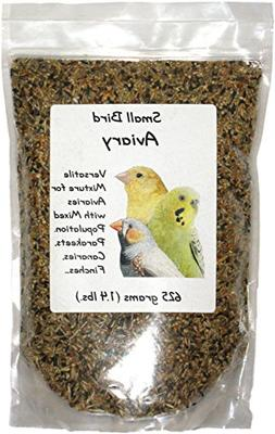 Penn Seed Small Bird Aviary, 625 g  Zip Bag
