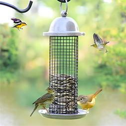 Bird Feeder, More Birds Hummingbird Hanging Feeders For Finc