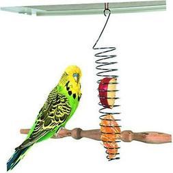 Bird Food Holder, Parrots Foraging Toys for Birdcage, Hangin