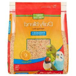 5 Lbs Bird Pet Food Parakeet Canary Finch Feeds Daily Health