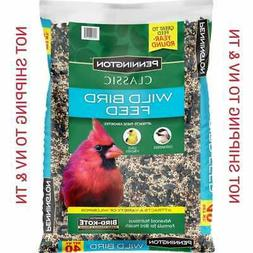 Bird Food Seed Mix/Blend Balanced Diet Feed Added Vitamins &