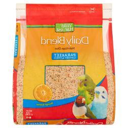 Bird Food Seeds Blend Nutrition Wild Harvest Parakeet Canary