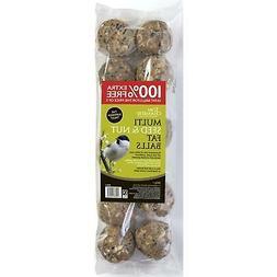 Tom Chambers Bird Food Supplies Fat Balls Treat, Premium Mix
