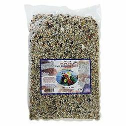 ABBA 1300 Bird Foods Large Hookbill No Sunflower Mix 5lbs