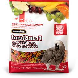 ZuPreem Bird/Parrot Food FruitBlend Fruit Blend 7 pounds
