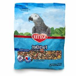 Bird Parrot Pet Food Grain Kaytee Diet Pro Health Brain Hear