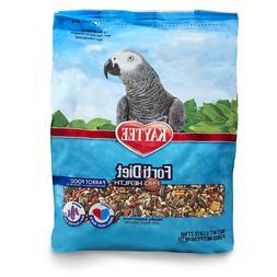 bird parrot pet food grain diet pro