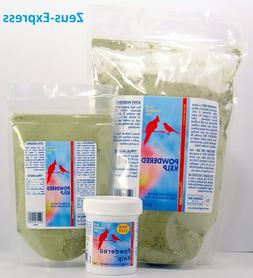 Bird Powdered Kelp Food Supplement  Iodine Vitamins Gouldian