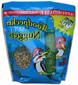 Bird Products/Food Woodpecker Suet Nuggets , Small