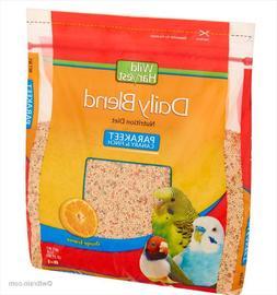 Bird Seed Wild Harvest Parakeet, Canary & Finch Daily Nutrit