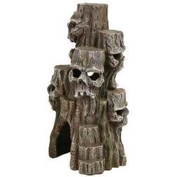 Ble Ornmt Skull Mountain Tall
