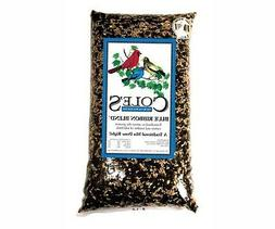 Cole'S Blue Ribbon Blend Bird Seed Black Oil Sunflower,Canar