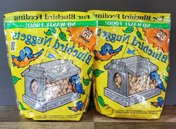 C & S Products Blue Bird Nuggets Plus Beef Suet,Corn,Peanuts