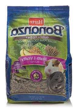 HARTZ Bonanza Gourmet Guinea Pig Small Animal Food - 4lb