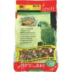 Hartz Bonanza Health & Vitality Blend Parrot Food - 4Lb