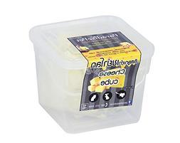 Brown Sugar Pet Store Cheese cube for Sugar Glider, Loris, M