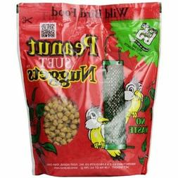 C &amp S Products Peanut Nuggets, Pack Of 6 Dry Pet Food Sup