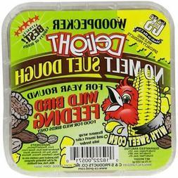 C Food &amp S Products Woodpecker Delight, 12-Piece Suet Pet