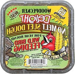 C&S Woodpecker Delight No-Melt Suet Dough