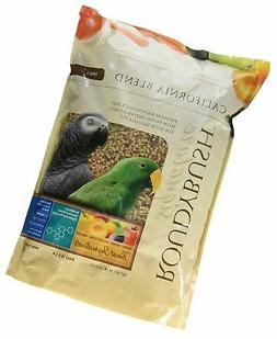 RoudyBush California Blend Bird Food, Small, 10-Pound