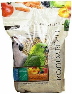 RoudyBush California Blend Bird Food, Medium, 10-Pound