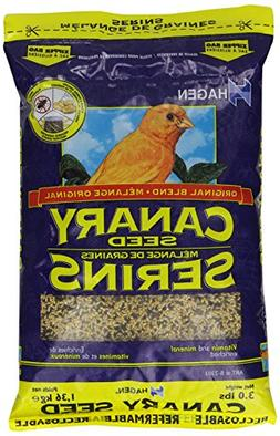 Canary Staple VME Seed, 3-Pound