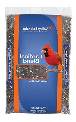 Valley Splendor Cardinal Blend Bird Seed, 7 lbs