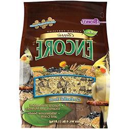 Encore Classic Natural Cockatiel Food - 4 lb.