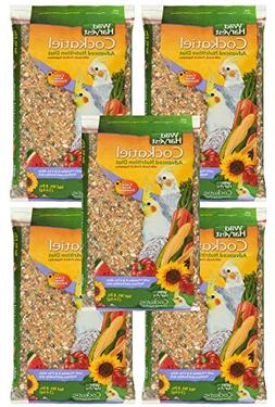 Wild Harvest Cockatiel Advanced Nutrition Diet Blend, 8 lb