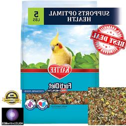 Cockatiel Bird Food Kaytee Forti-Diet Pro Health Prebiotics