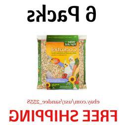 Wild Harvest Cockatiel Diet 4lb