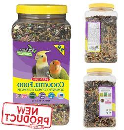 3-D Pet Products Premium Cockatiel Food, 4.5 lb
