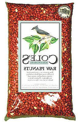 Coles Wild Bird Products Co COLESGCRP05 Raw Peanuts 5 lbs.
