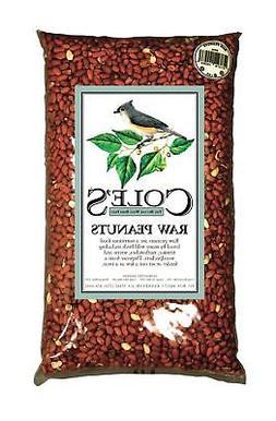 Coles Wild Bird Products Co COLESGCRP20 Raw Peanuts 20 lbs.