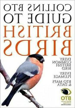 Collins Bto Guide to British Birds, Paperback by Sterry, Pau