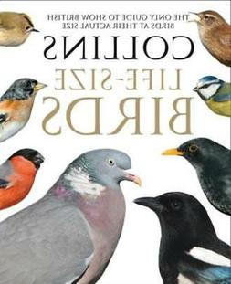 Collins Life-size Birds : The Only Guide to Show British Bir