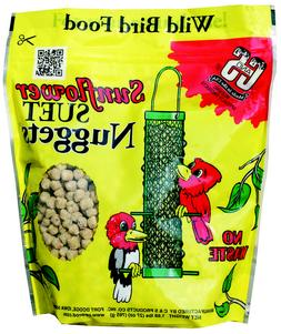 C&S Products Company C & S CS06110 Sunflower Suet Nuggets, 2