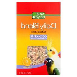 Wild Harvest Daily Blend for Cockatiels, Hookbills & Lovebir