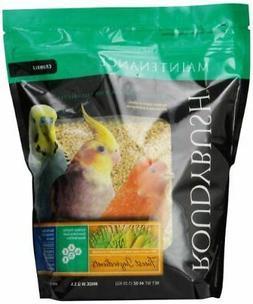 Roudybush Daily Maintenance Bird Food Crumbles 44-Ounce
