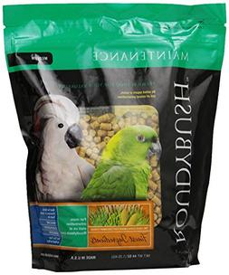 RoudyBush Daily Maintenance Bird Food, Medium, 44-Ounce
