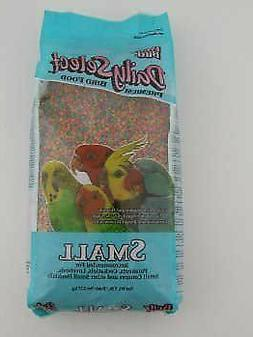 Pretty Bird Daily Select Premium Food for Small Birds