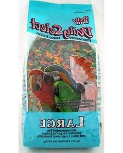Pretty Bird Daily Select Premium Food for Large Birds
